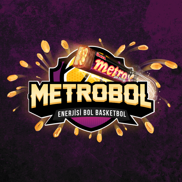 Metro | Energetic Basketball with Metrobol
